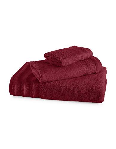 Charter Club Home Classic Pima Cotton Hand Towel-GARNET-Hand Towel