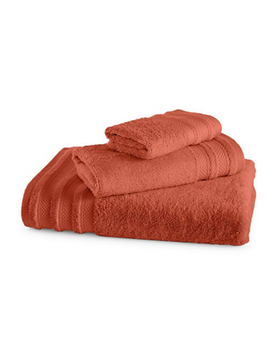 Charter Club Home Classic Pima Cotton Hand Towel-MANDARIN-Hand Towel