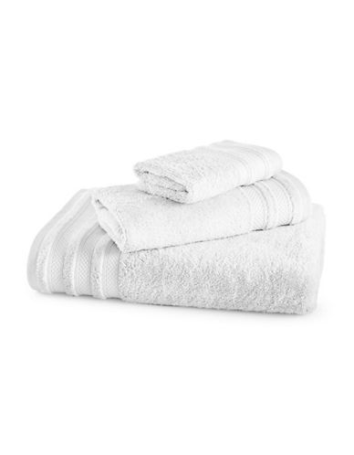 Charter Club Home Pima Cotton Wash Cloth-WHITE-Washcloth