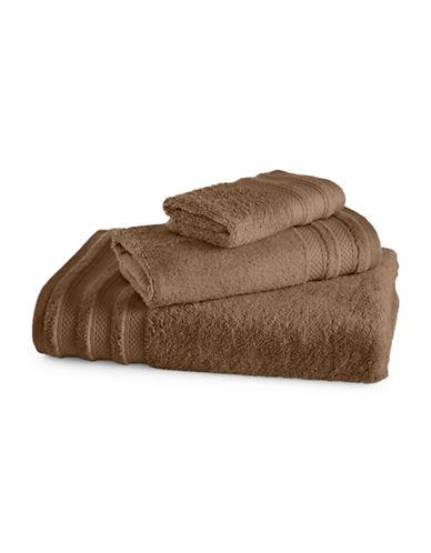 Charter Club Home Pima Cotton Wash Cloth-ALMOND-Washcloth