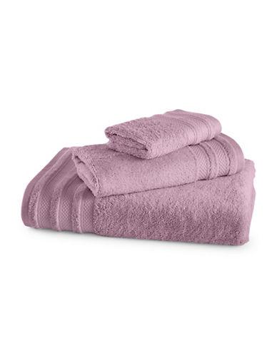 Charter Club Home Pima Cotton Wash Cloth-MAUVE-Washcloth