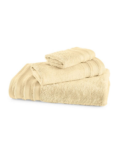 Charter Club Home Pima Cotton Wash Cloth-BUTTERCUP-Washcloth