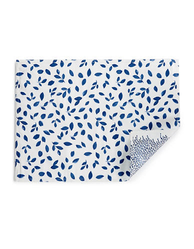 Martha Stewart Stockholm Reversible Placemat-MULTI-One Size