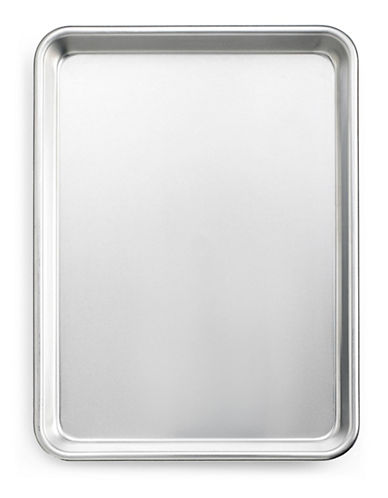 Martha Stewart Quarter Baking Sheet-SILVER-One Size