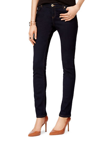 I.N.C International Concepts Tikglo Wash Skinny Jeans-BLUE-2