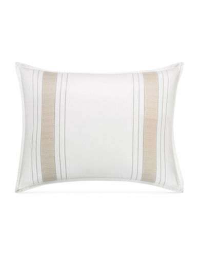 Hotel Collection Accent Standard Sham-BEIGE-King