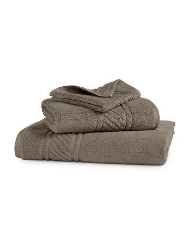 Martha Stewart Spa Solid Cotton Bath Towel-SPARROW-Bath Towel