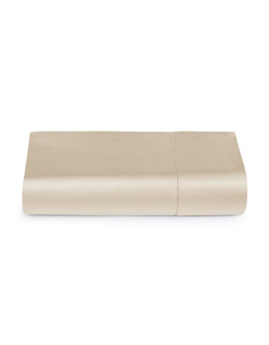 Hotel Collection 680 Thread-Count Supima Cotton Flat Sheet-SAND-King