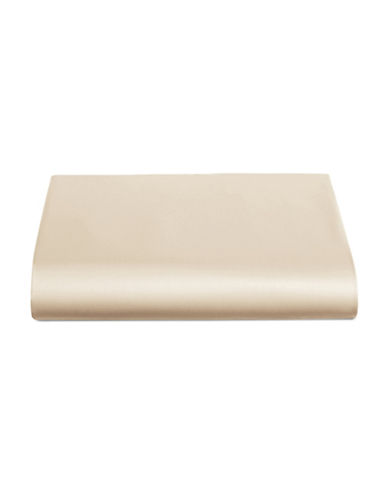 Hotel Collection 680 Thread-Count Supima Cotton Fitted Sheet-SAND-Queen