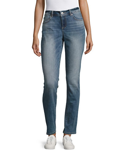 I.N.C International Concepts Monday Regular-Fit Skinny Leg jeans-BLUE-6