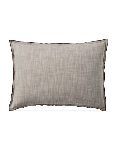 Hotel Collection Pebble Diamond Quilted Sham-BEIGE-Standard