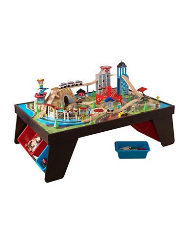 Kidkraft Aero City Train Set and Table-MULTI-One Size