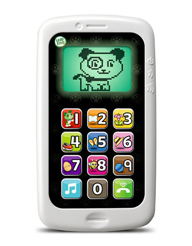 Leapfrog Chat and Count Cell Phone (English Version)-MULTI-One Size