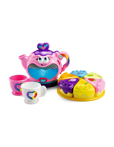 Leapfrog English Version  Musical Rainbow Tea Party-MULTI-One Size