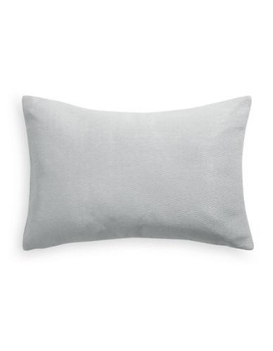 Calvin Klein Presido Silver Sparkle Pillow-SILVER-One Size