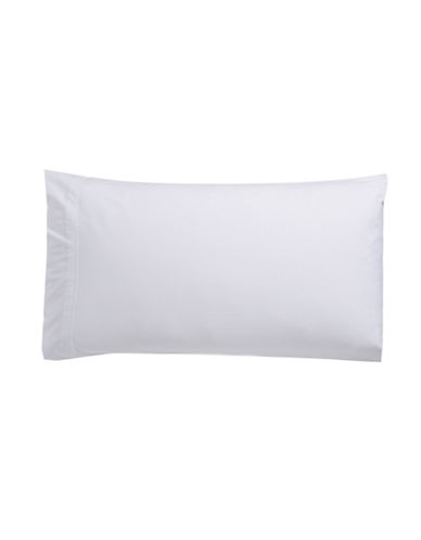 Calvin Klein Body Two-Pack Pillowcases-WHITE-King