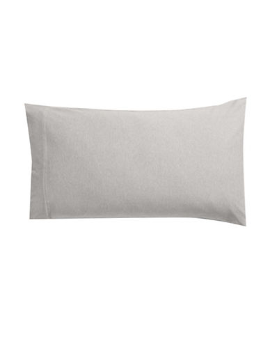 Calvin Klein Body Two-Pack Pillowcases-GREY-King