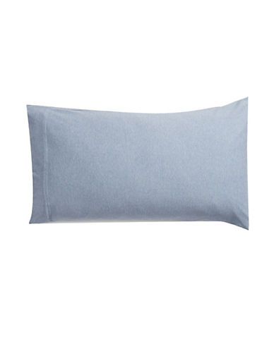 Calvin Klein Body Two-Pack Pillowcases-BLUE-King