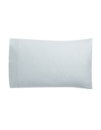 Calvin Klein Body Two-Pack Pillowcases-LIGHT BLUE-King