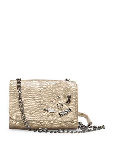 Circus By Sam Edelman Braden Crossbody-GOLD-One Size