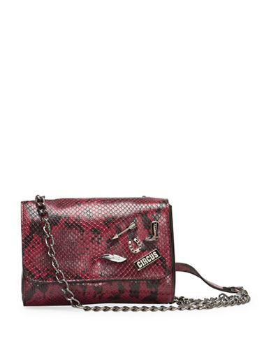 Circus By Sam Edelman Braden Crossbody-RED-One Size