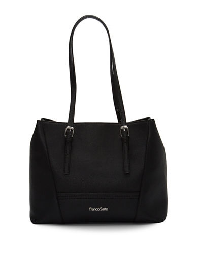 Franco Sarto Charlie Tote-BLACK-One Size 89534334_BLACK_One Size