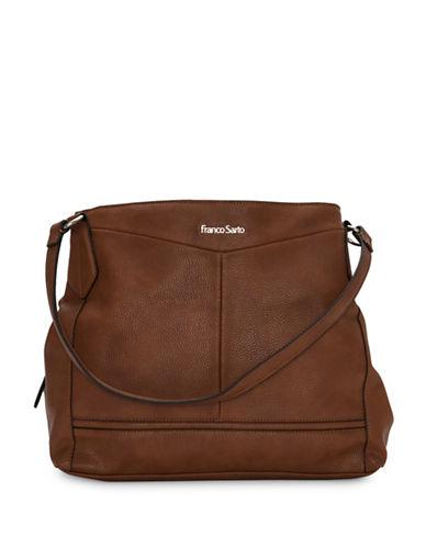Franco Sarto Brielle Shoulder Bag-TAN-One Size