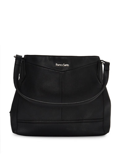 Franco Sarto Brielle Shoulder Bag-BLACK-One Size