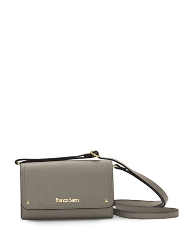 Franco Sarto Joslyn Crossbody Bag-WHITE-One Size