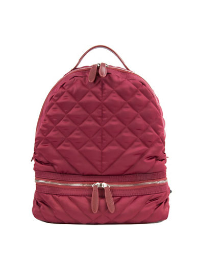 Sam Edelman Penelope Backpack-RED-One Size