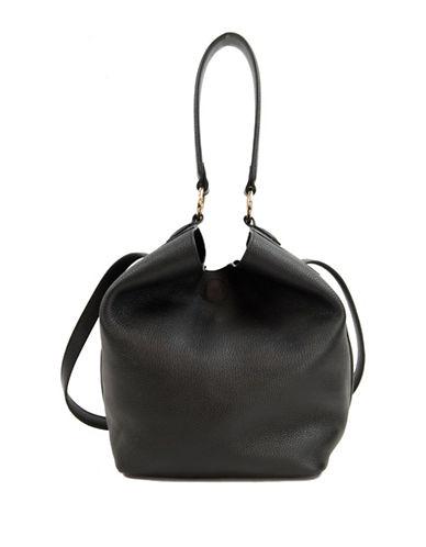 Sam Edelman Renee Bucket Bag-BLACK-One Size