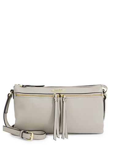 Franco Sarto Eliza Crossbody Bag-WHITE-One Size