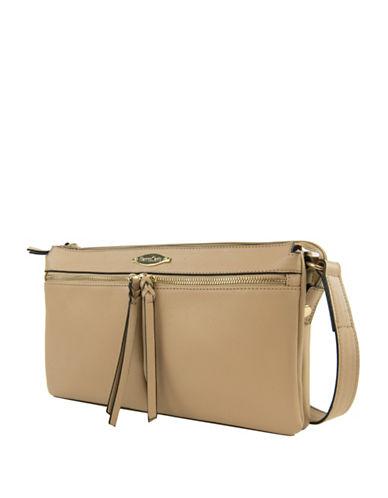 Franco Sarto Eliza Crossbody Bag-HONEY-One Size