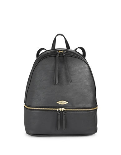 Franco Sarto Eliza Dome Backpack-BLACK-One Size