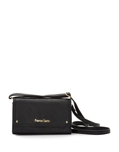 Franco Sarto Joslyn Crossbody Bag-BLACK-One Size