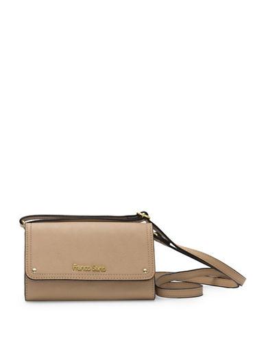 Franco Sarto Joslyn Crossbody Bag-BEIGE-One Size