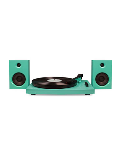 Crosley T100 Component Turntable-TURQUIOSE-One Size