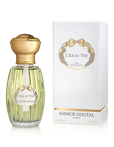 Annick Goutal L ile Au The Eau de Toilette For Women-NO COLOUR-100 ml