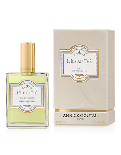 Annick Goutal L ile Au The 100 ml Eau de Toilette For Men-NO COLOUR-100 ml