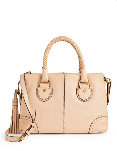 Cole Haan Multi-Compartment Satchel-NUDE-One Size 89316151_NUDE_One Size