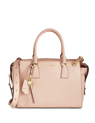 Cole Haan Large Classic Satchel-PINK-One Size