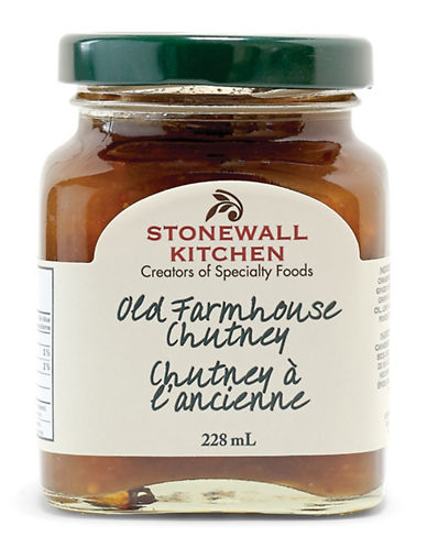 Stonewall Kitchen Old Farmhouse Chutney-NO COLOUR-One Size