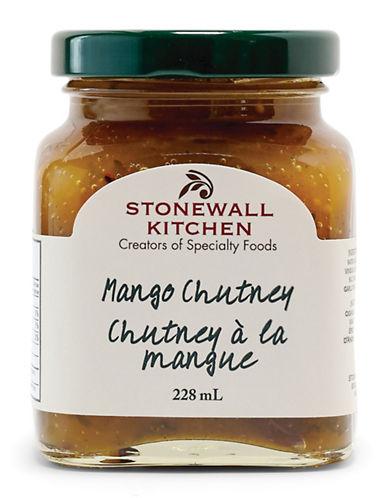 Stonewall Kitchen Mango Chutney-NO COLOUR-One Size