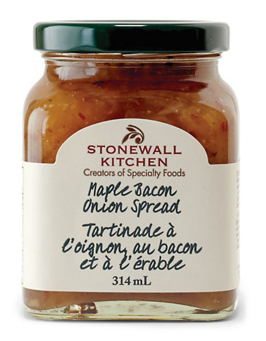 Stonewall Kitchen Maple Bacon Onion Spread-NO COLOUR-One Size