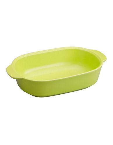 Corningware CW by Corningware 1.5 Quart Green Oblong Casserole-GREEN-1.5qt