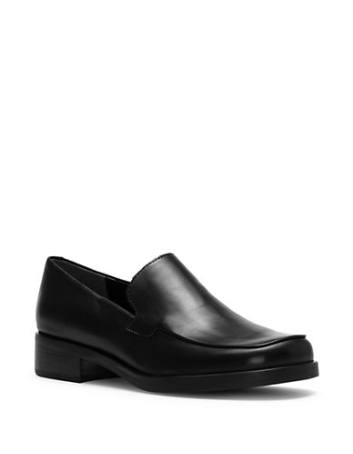 Franco Sarto Bocca Loafer-BLACK LEATHER-4.5