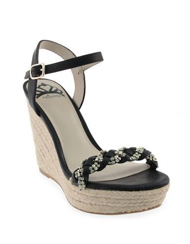 Fergalicious Vision Espadrille Sandals-BLACK-10