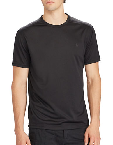 Polo Ralph Lauren Active-Fit Performance Tee-POLO BLACK-Large
