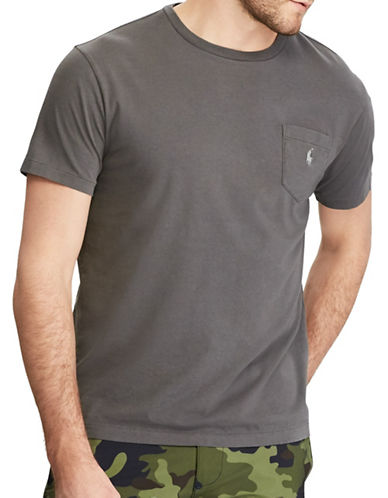 Polo Ralph Lauren Classic Fit T-Shirt-GREY-XX-Large 89320874_GREY_XX-Large