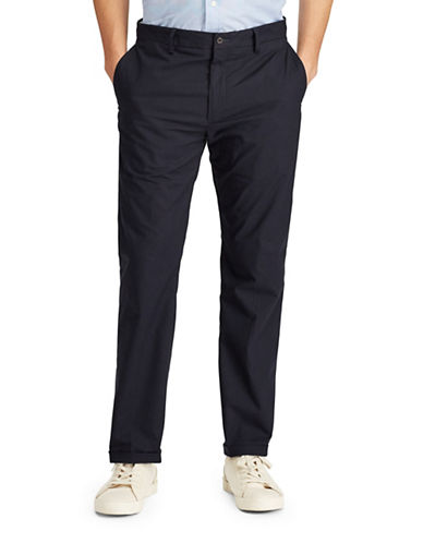 Polo Ralph Lauren Stretch Classic-Fit Chino Pants-NAVY-40X30